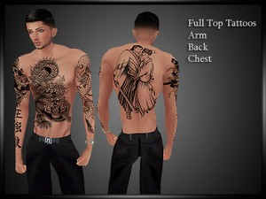 Top Tattoos Pack Files 4