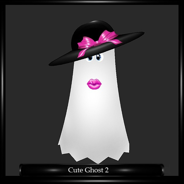 ANIMATED CUTE GHOST 2
