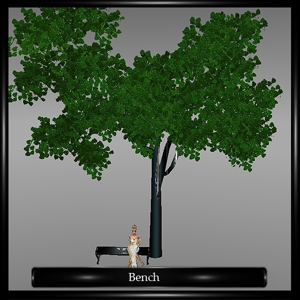 ANCIENT BENCH
