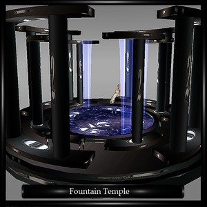 FOUNTAIN TEMPLE