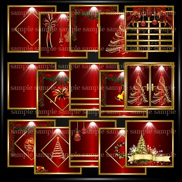 Christmas Texture Pack 4