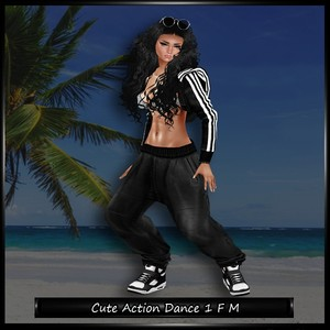 Cute Action Dance 1 Male Female