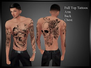 Top Tattoos Pack Files 5