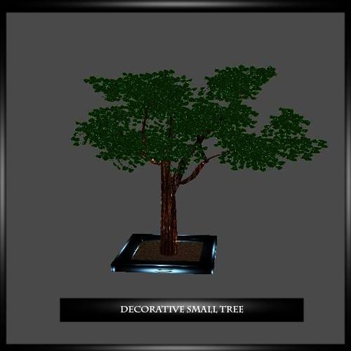 DECORATIVE SMALL TREE