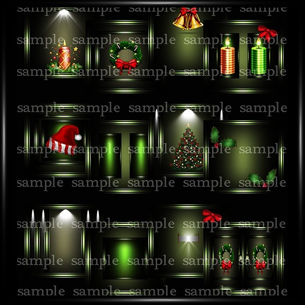Christmas Textures Pack 7