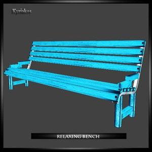 Relaxing Bench