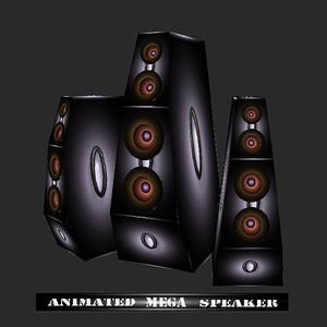 ANIMATED MEGA SPEAKER