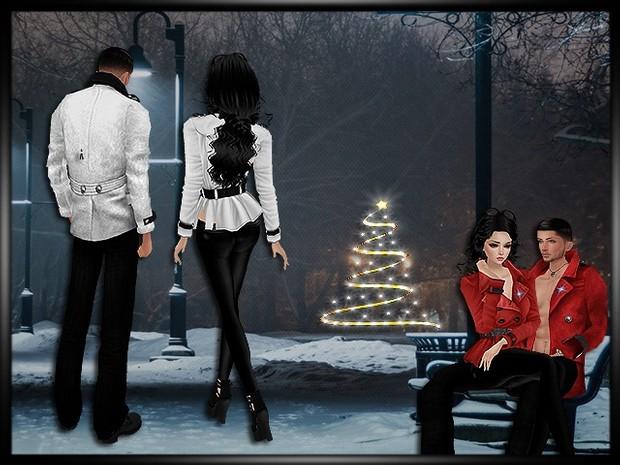 Christmas Days Couple
