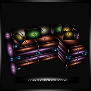 CORNER COUCH REFLECT