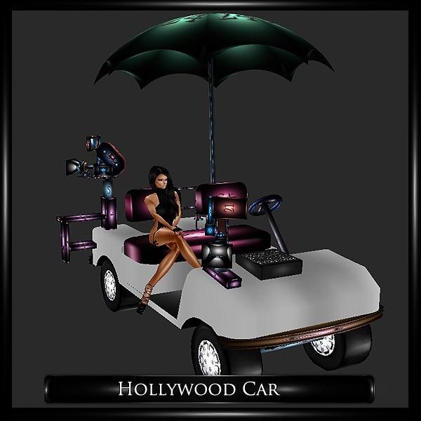 HOLLYWOOD CAR