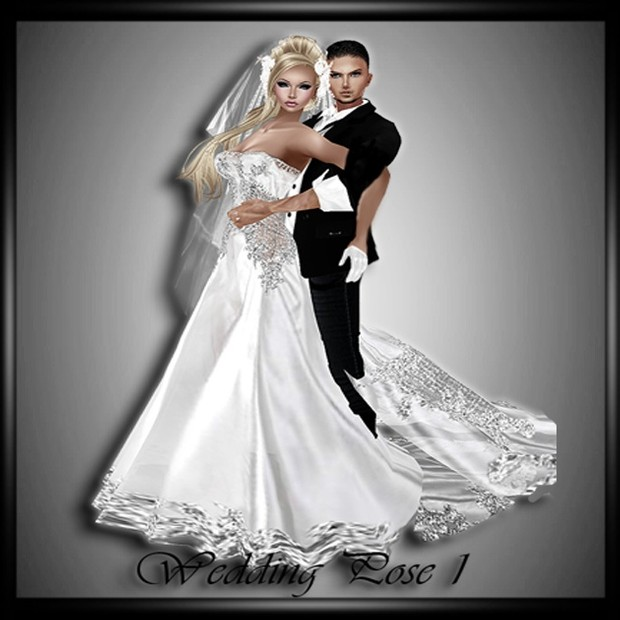 WEDDING POSE 1