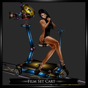 SET MOVING CART