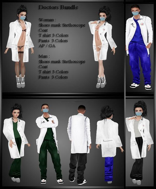 Doctor s Bundle Woman-Man