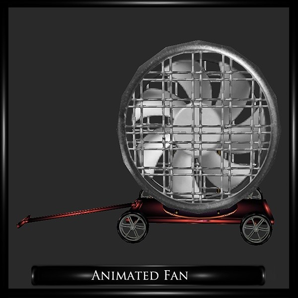 ANIMATED FAN