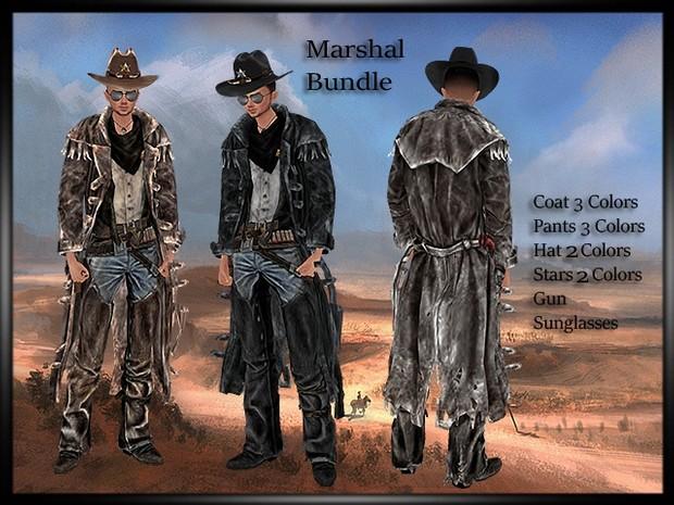 Marshal Bundle