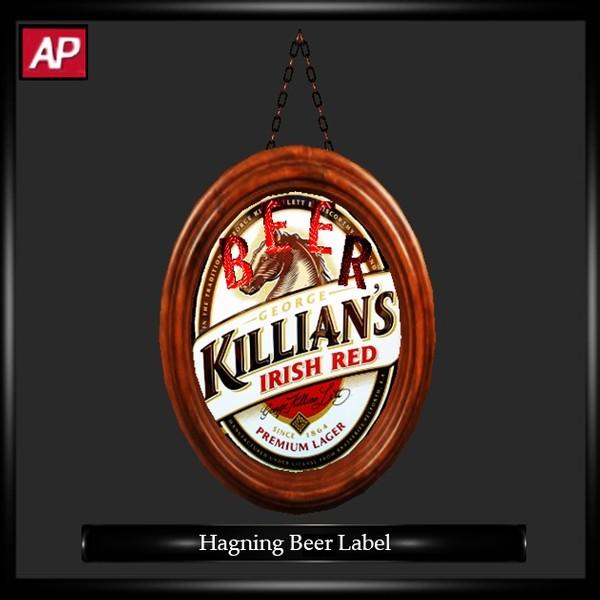 Beer Hagning Label