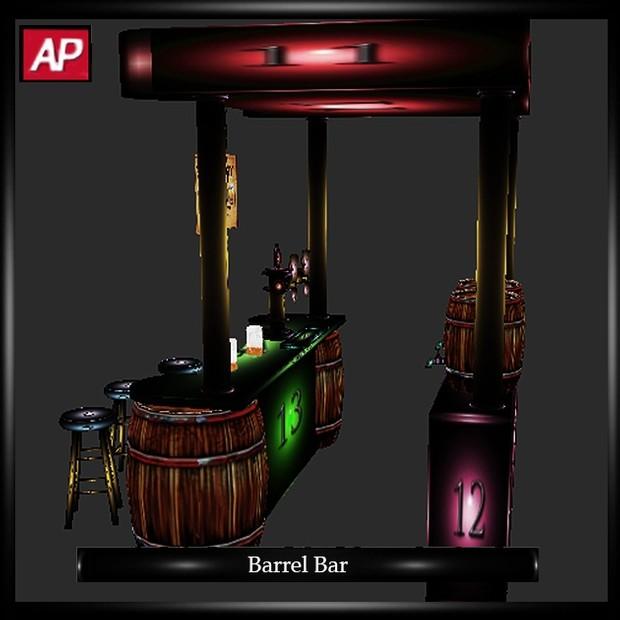 Barrels Bar Beer