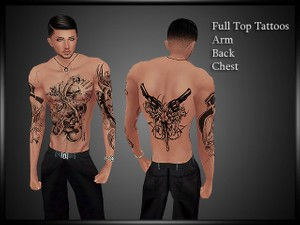 Top Tattos Pack Files 1