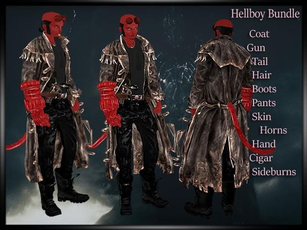 Hellboy Bundle