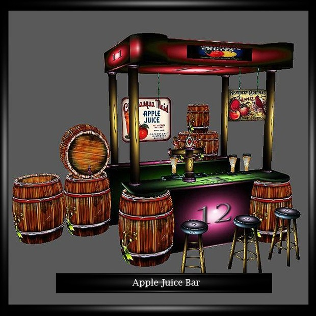 Apple Juice Bar