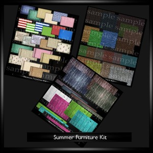 Developer Furniture Kit Textures