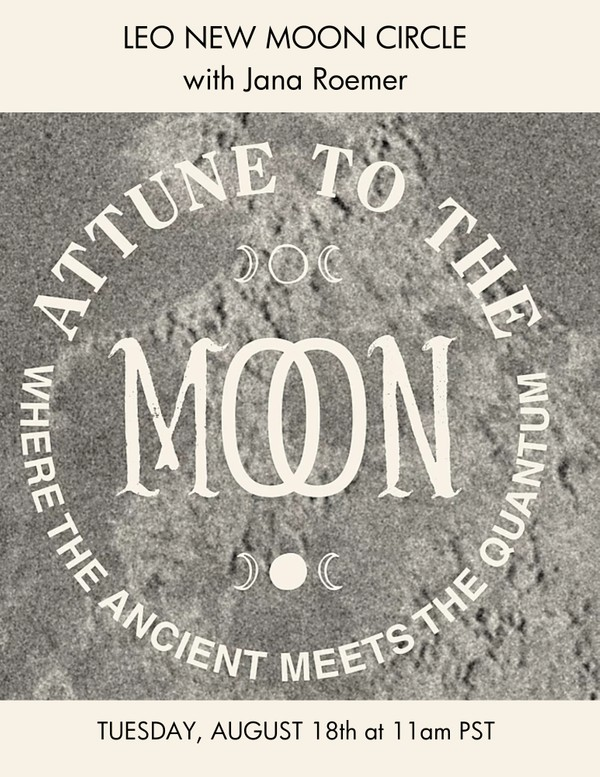 Leo New Moon Circle