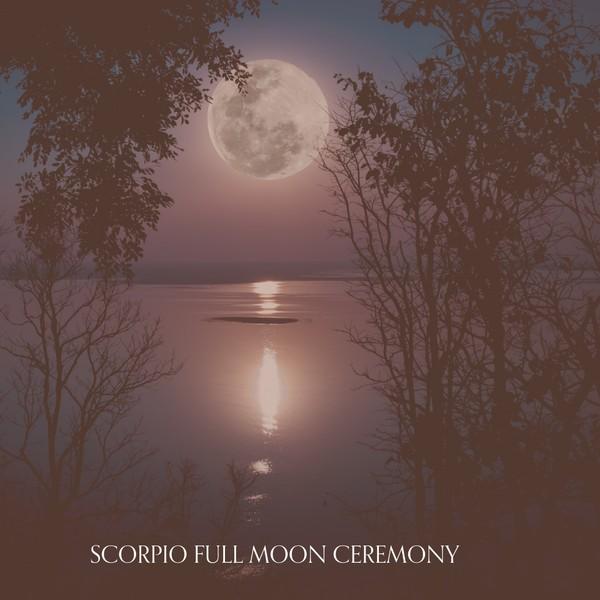 Scorpio Full Moon with Sasha Bahador