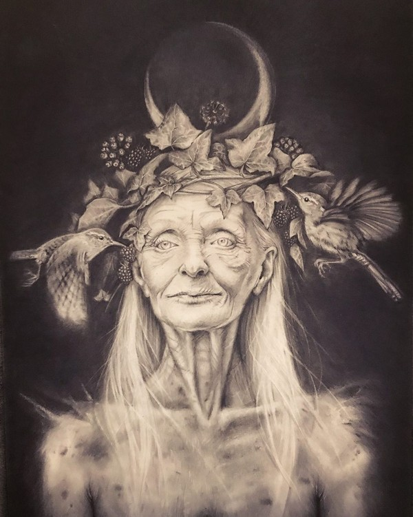 Samhain Yoga Nidra by Cathy French