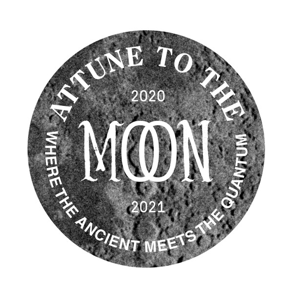 Attune to the Moon Physical Journal Calendar 2020-2021