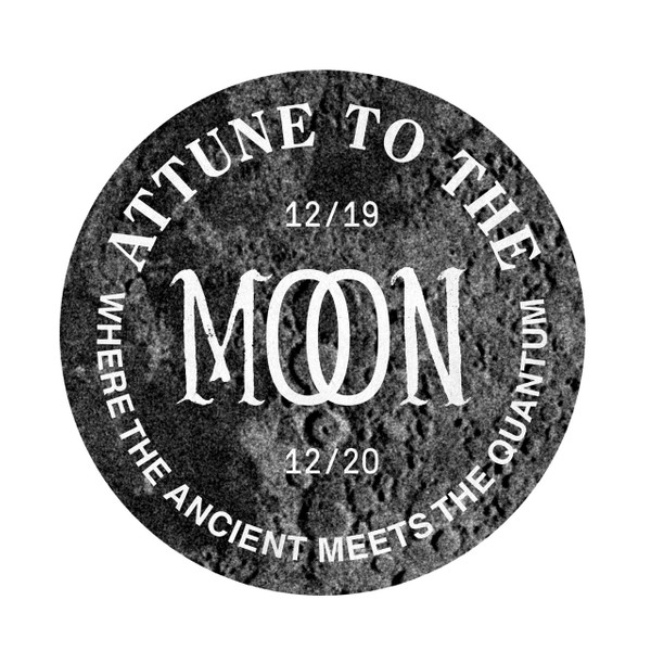 Attune to the Moon Digital Astro Journal 2020-2021