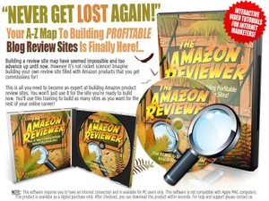 The Amazon Reviewer - with MRR!!!