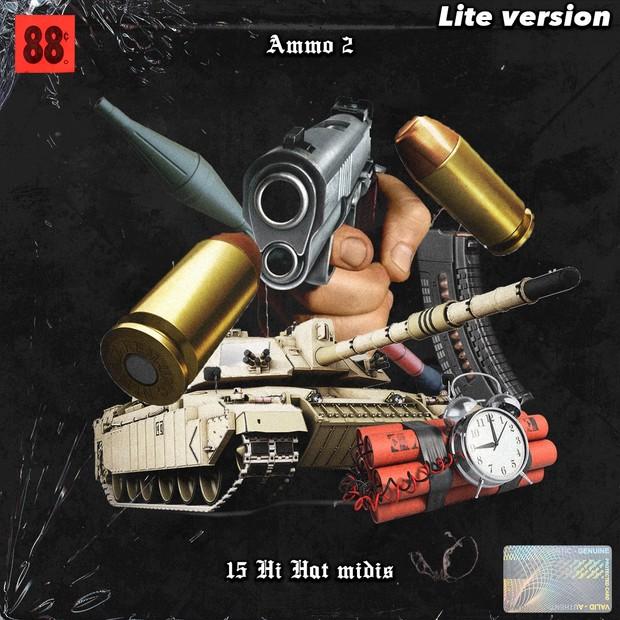 Lite] ProdbyJack Ammo Hi Hat Midi Kit Vol 2 - Prodbyjack