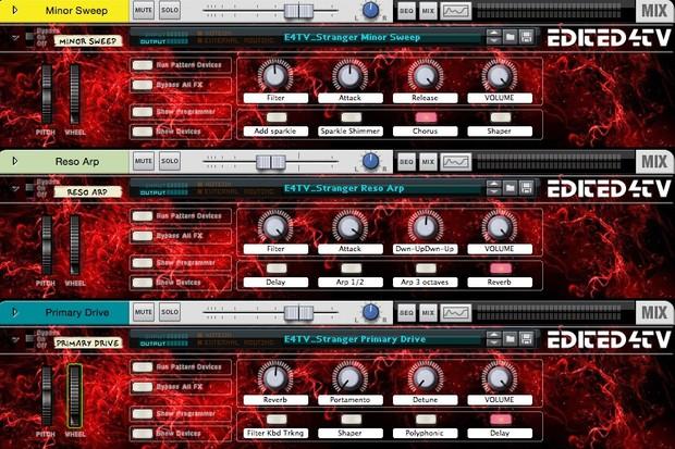EditEd4TV Stranger Things ReFill