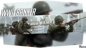 CoD WWII Banner