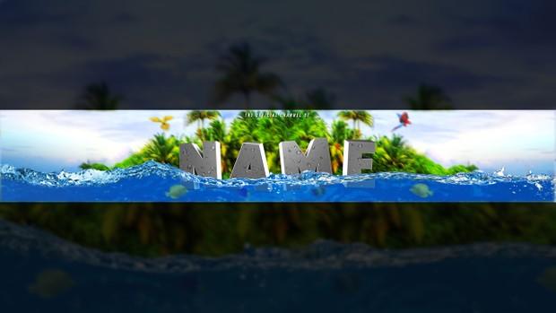 Island Banner