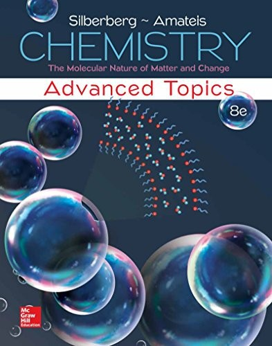 PDF GET Chemistry: The Molecular Nature of Matter and Change With Advanced  Topics