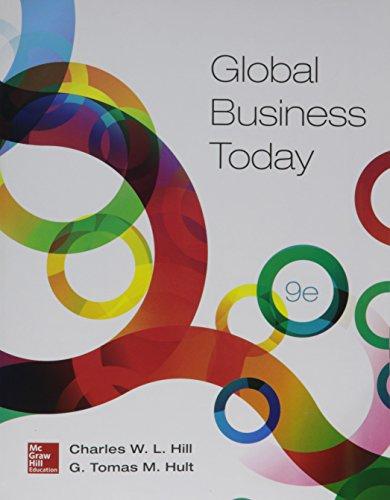 International Business Charles Hill Pdf