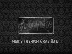 Men's Fashion Grab Bag