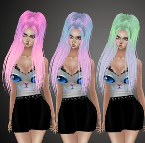 Pixie Dye Hair Pack