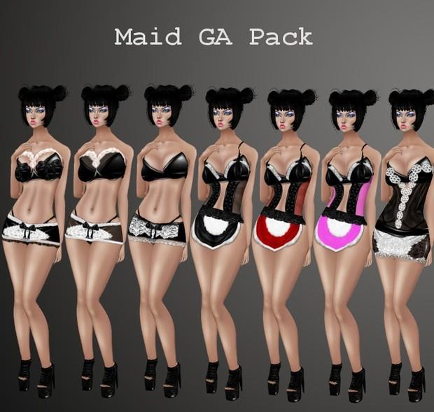 Maid GA Pack