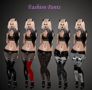 Fashion Pants