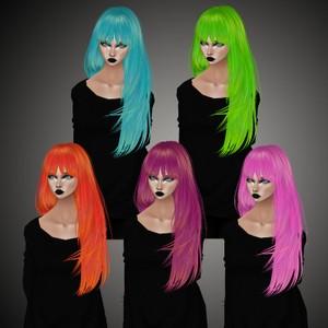 Hard Dye Hair Pack