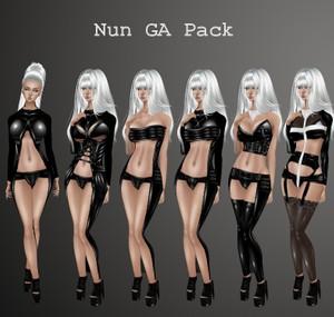 Nun GA Pack