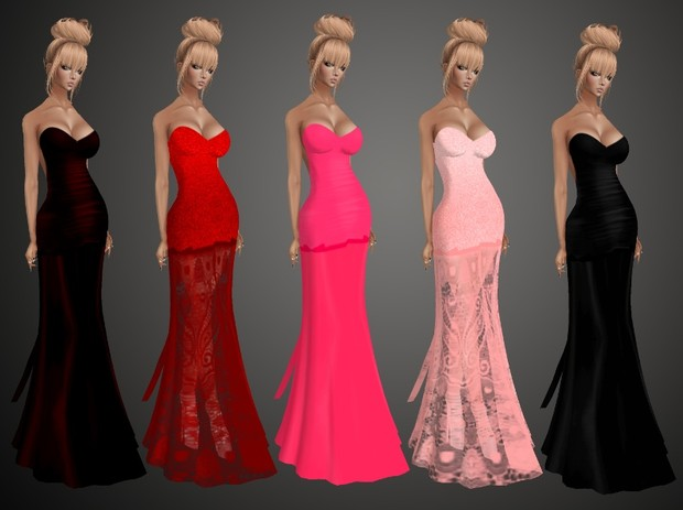 Formal Dresses with Resell Rights