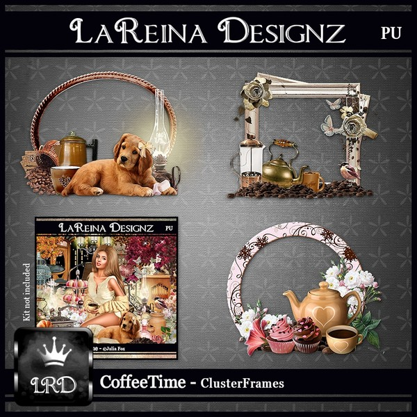CoffeeTime - Cluster Frames