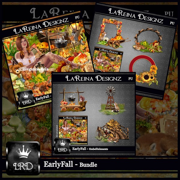 EarlyFall - Bundle