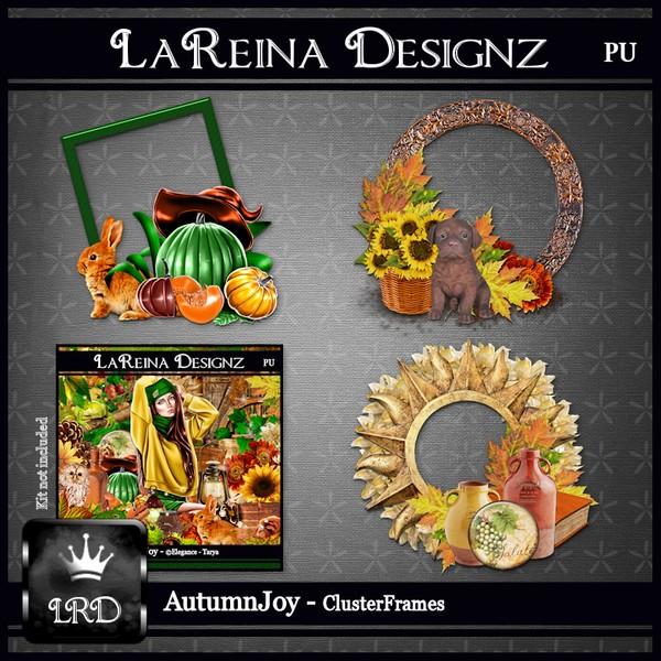 AutumnJoy - Cluster Frames
