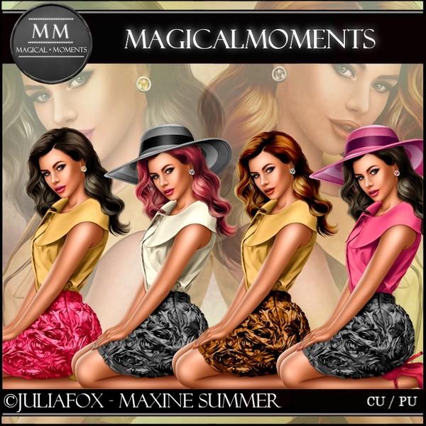 Maxine Summer Pack