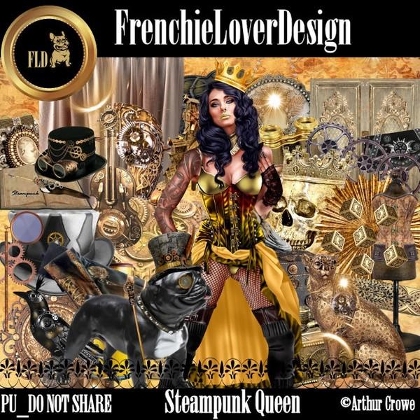 Steampunk Queen