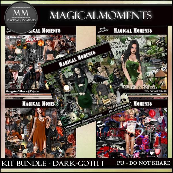 Kit Bundle Dark-Goth 1